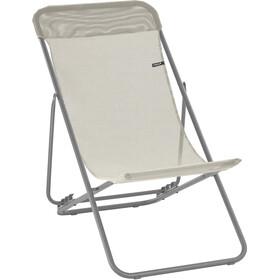 Lafuma Mobilier Transatube2 Beach Chair Batyline titane/seigle